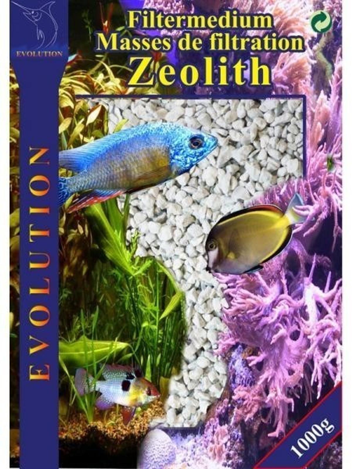 Zeolith 3 - 5 mm im Netzbeutel 1.000 g