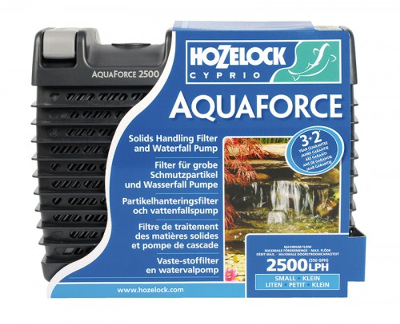 Aquaforce 15000 – Bild 2