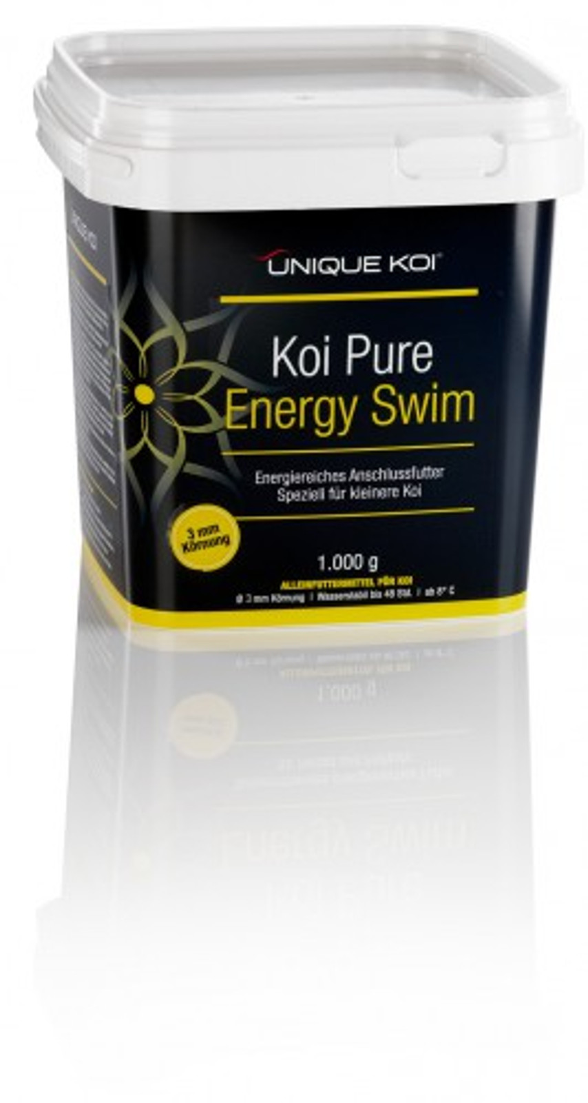 Koi Pure Energy 'swim' 2,5 Kg, 3 mm
