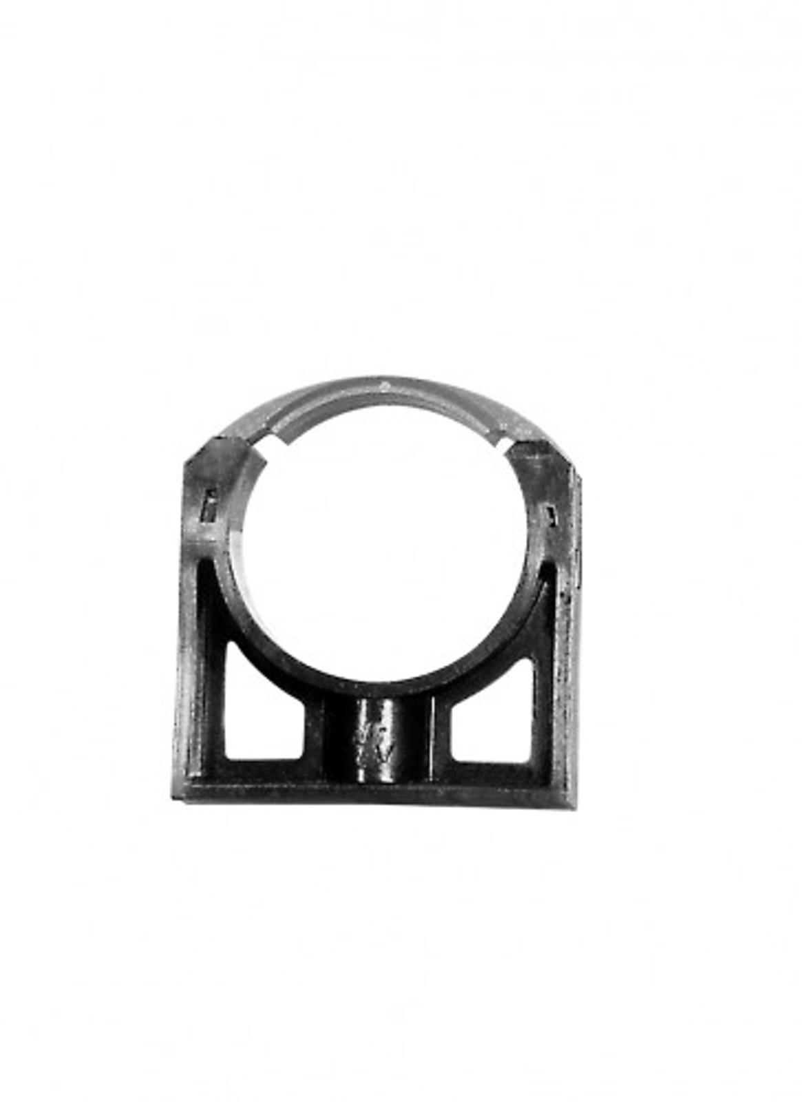 Rohrschelle, 63 mm aus PVC