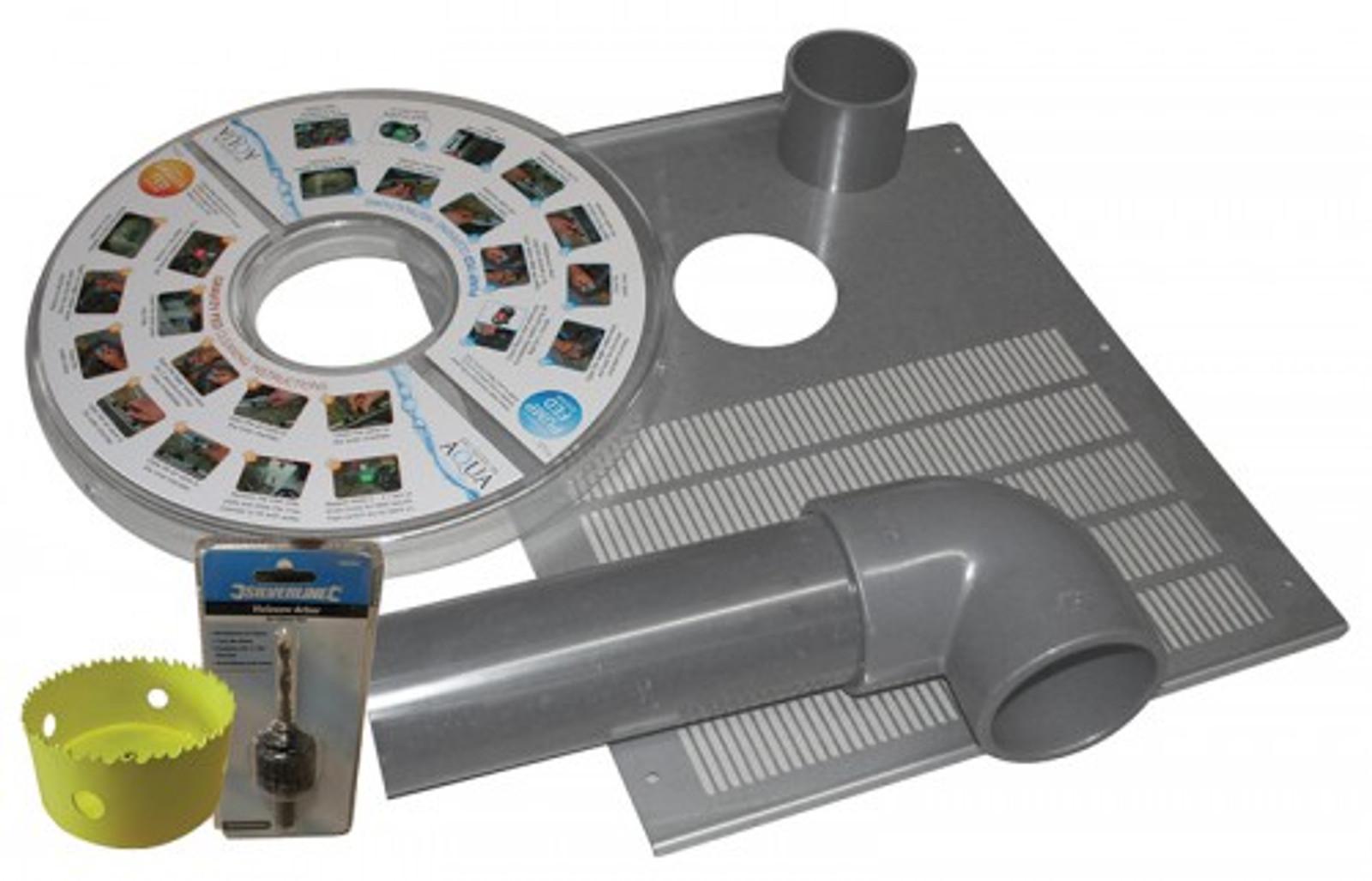Überlauf/Bypass Kit Typ2 (2006-2009) 30.000+45.000