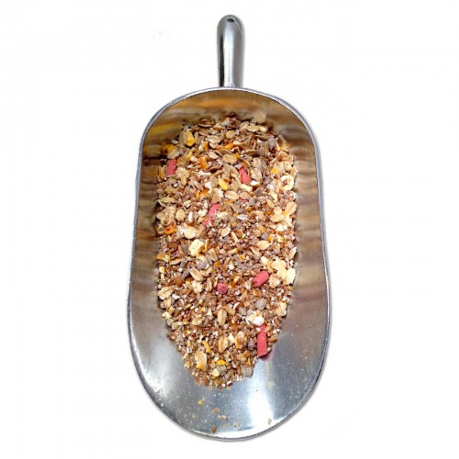 Vogelsamenmix mit Fettfutterpellets für Wildvögel - ohne keimende Samen 1,5 kg