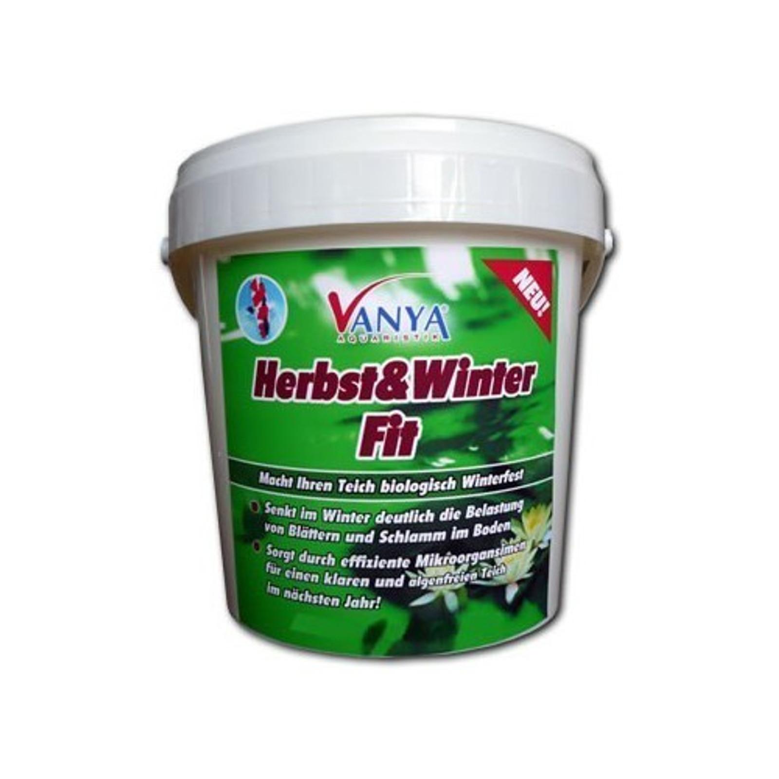 VANYA Herbst&WinterFit Wasseraufbereiter 1,2 kg