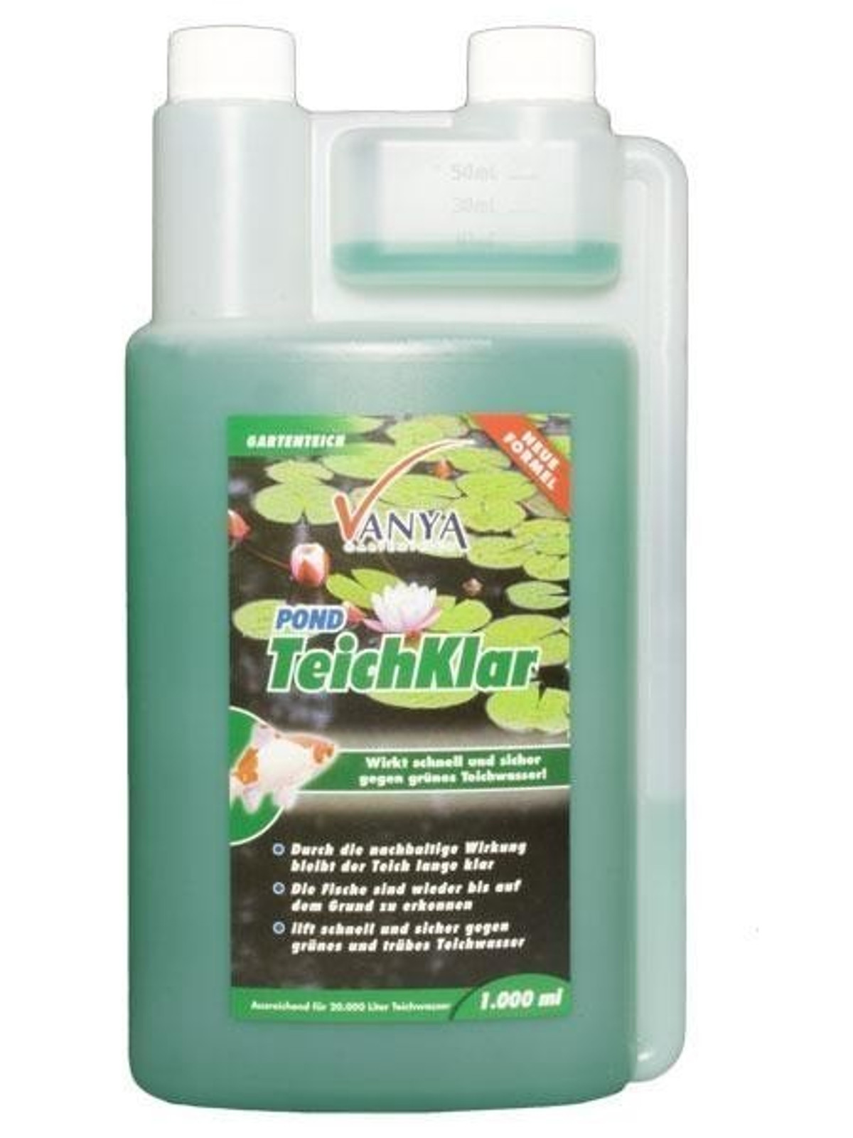 VANYA TeichKlar POND 1.000 ml