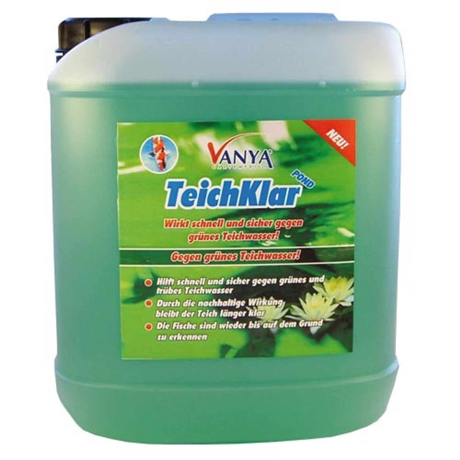 VANYA TeichKlar POND 5.000 ml