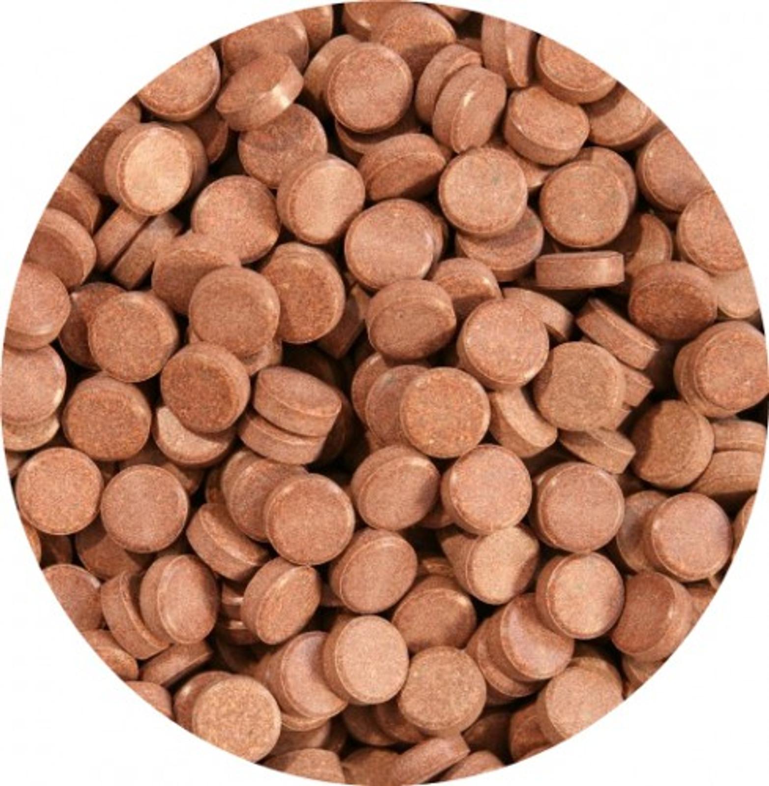 Aquaristik-Paradies Hauptfuttertabletten 375 g (ca. 500 ml) - verwendbar als Haft- und Bodentablette