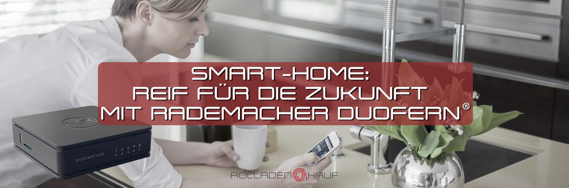 Rademacher DuoFern HomePilot 2 Zentralverwaltung Hausautomation und SmartTV