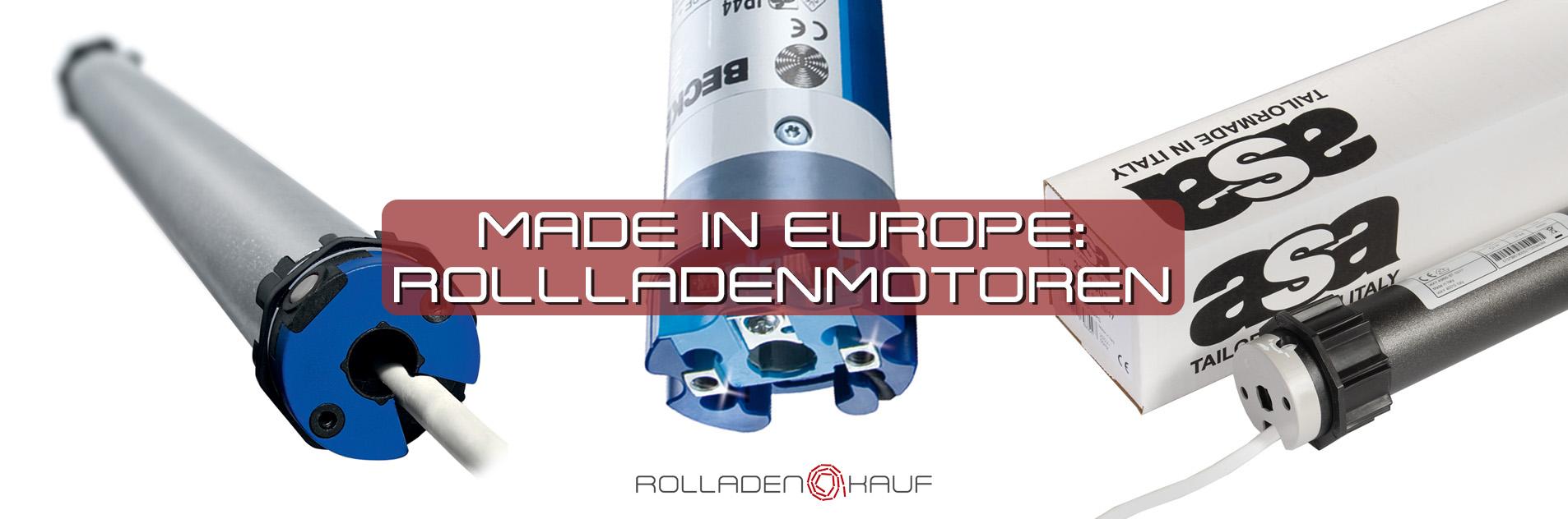 Rollladen Motor