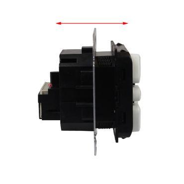 Somfy Chronis Uno L Comfort Rolladen Zeitschaltuhr mit Helligkeitsautomatik Programmschaltuhr – Bild 4