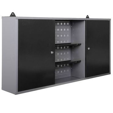 Metall Werkstattschrank 120x19x60 cm, abschließbar – Bild 2