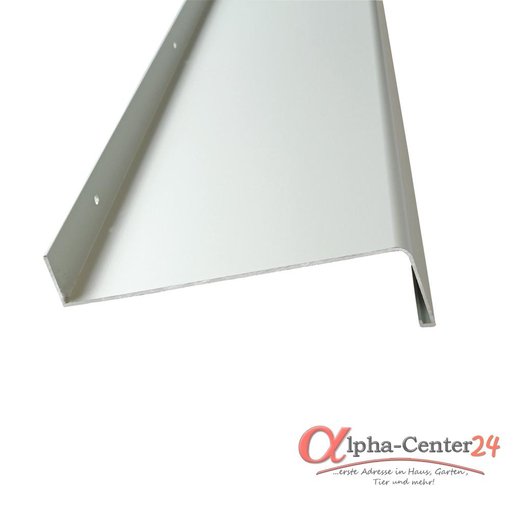 8 32 1m aluminium au en fensterbank silber e6 ev1 ausladung 110 mm l nge w hlbar haus. Black Bedroom Furniture Sets. Home Design Ideas