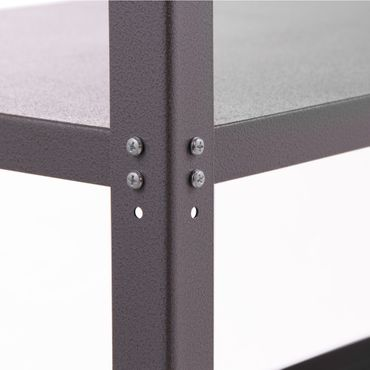 Metall Werkbank Basic 120x60x85 cm – Bild 4