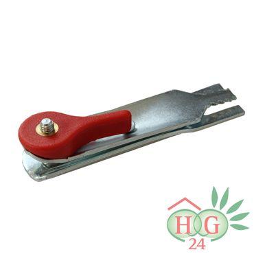 2 Stück Inovatec Rollladen Hochschiebesicherung, Klemmriegel aus Metall – Bild 1