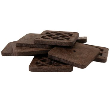 1000 x Inovatec Kunststoff Unterlegplatten 70 x 70mm Ausgleichsplatten Abstandshalter Niveauausgleich – Bild 21