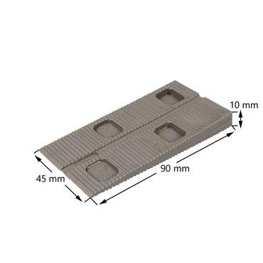 100 x Inovatec Kunststoff Keile in verschiedenen Abmessungen – Bild 6