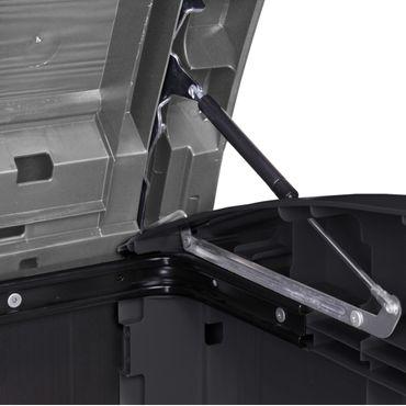 Keter Store It Out Gerätebox Fahrradbox Ultra XXL 2000L Volumen, Farbe: anthrazit – Bild 6