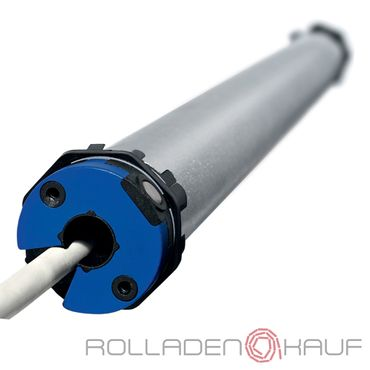 Rademacher RolloTube Intelligent Small RTIS 10/16Z Rollladenmotor mit Blockier- und Hinderniserkennung