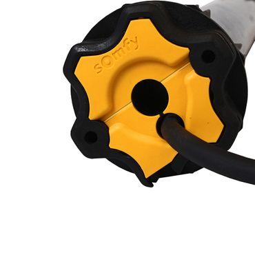 Somfy Ilmo 50 WT 35/17 Rohrmotor Rolladenmotor Einsteckantrieb 35 Nm 81 kg | SW60 – Bild 4