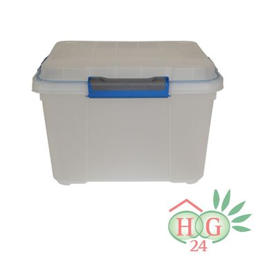 Aufbewahrungsbox Multifunktionsbox Scuba M transparent, wasserdicht und geruchsneutral – Bild 1