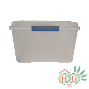 Aufbewahrungsbox Multifunktionsbox Scuba XL transparent, wasserdicht und geruchsneutral – Bild 1