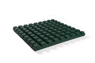 1m² = 4 Stück Granuflex® Fallschutzmatte 43 x 500x500mm Fallschutzfliese Gummiplatte Basic Line (4 Stück) – Bild 5