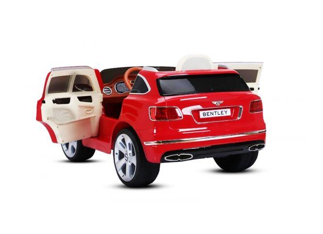 Lizenz Kinder Elektro Auto Bentley Bentayga 2x 35W 2x6V 2.4G RC EVA ...