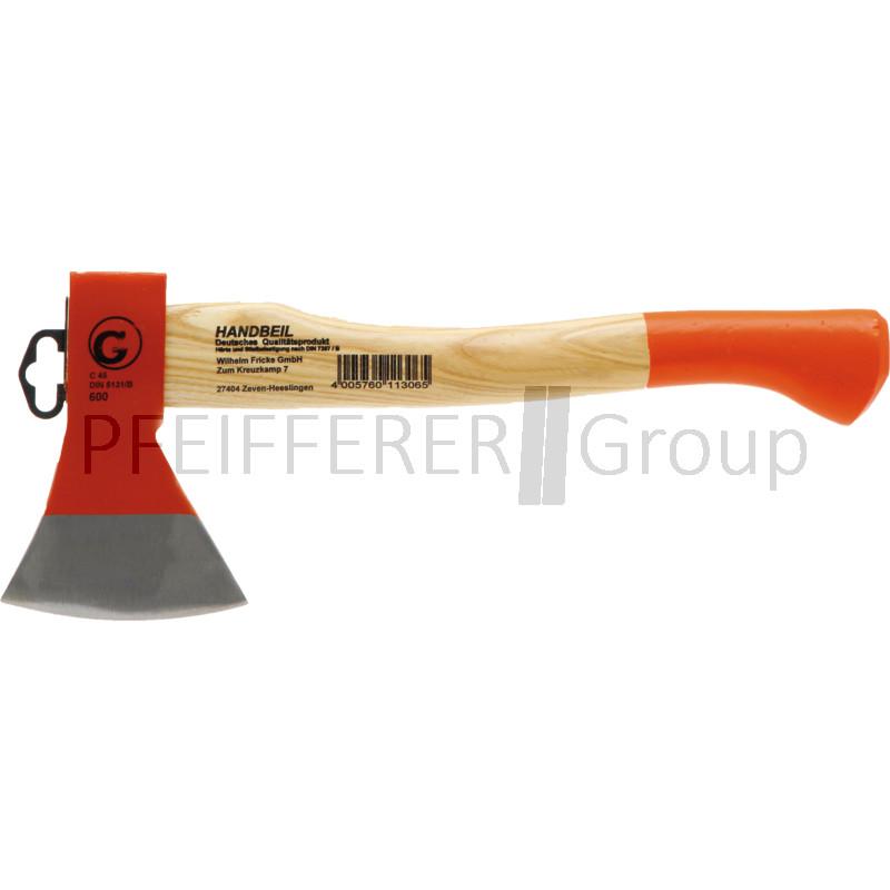 Handbeil 600 g Eschenstiel 360 mm