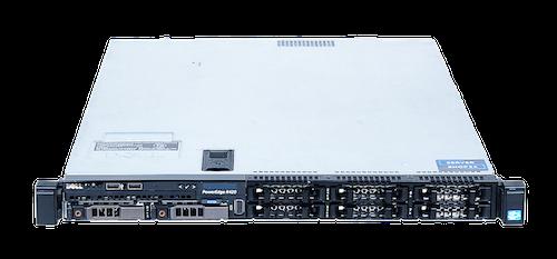 DELL PowerEdge R420 Server mit 2x Xeon E5-2450L 8-Core 1.80 GHz, 16 GB DDR3 RAM, 2x 300 GB SAS 10K