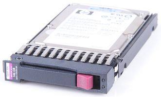 "HP 146 GB 10K SAS 2.5"" Hot Swap Hard Drive - 432320-001"