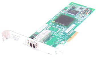 QLogic QLE2460 Single Port 4 Gbit/s Fibre Channel Host Bus Adapter / FC HBA, PCI-E