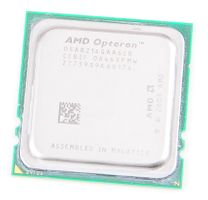 AMD OPTERON 8214 Dual Core CPU OSA8214GAA6CR / 2x 2.2 GHz / 2x 1MB L2 / Socket F
