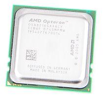 AMD OPTERON 8216 Dual Core CPU OSA8216GAA6CY / 2x 2.4 GHz / 2x 1MB L2 / Socket F