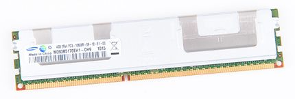 Samsung 4GB 2Rx4 PC3-10600R DDR3 Registered Server-RAM Modul REG ECC - M393B5170EH1-CH9