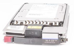 "HP 36.4 GB 15K U320 SCSI 3.5"" Hot Swap Festplatte - 289241-001"