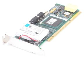 IBM ServeRAID-6i ZCR 128 MB U320 PCI-X 71P8627 low profile