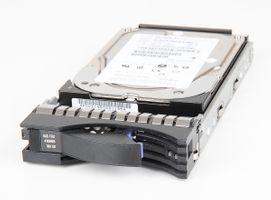 "IBM 300 GB 15K SAS 3.5"" Hot Swap Hard Drive - 43X0805"