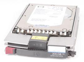 "HP 300 GB 15K U320 SCSI 3.5"" Hot Swap Festplatte - 411261-001"