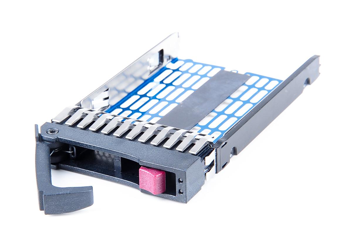 "SATA HOT-SWAP TRAY FOR DL360 G6 G7 PROLIANT SERVER LOT OF 10x HP 3.5/"" SAS"