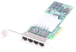 IBM PRO/1000 PT Quad Port Gigabit Server Adapter / Netzwerkkarte PCI-E - 39Y6138 REV. YK10
