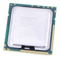 Intel Xeon E5502 Dual Core CPU 2x 1.86 GHz, 4 MB SmartCache, Socket 1366 - SLBEZ