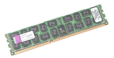 Kingston 4 GB PC3-8500R DDR3 RAM Modul REG ECC - KTH-PL310Q/4G