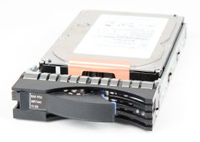 "IBM 73.4 GB 15K SAS 3.5"" Hot Swap Festplatte - 39R7348"
