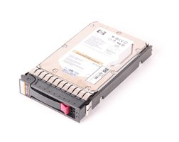 "HP 400 GB Dual Port 10K FC 3.5"" Hot Swap Festplatte - 466277-001 / 465329-002"