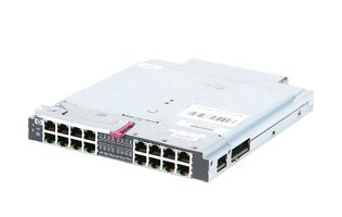HP BLc Ethernet Pass-Thru Modul 16 Port 1 Gbit/s 419329-001