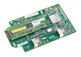 HP 412206-001 DL360 G5 / DL365 G1 P400i SAS Raid Controller inkl. 256 MB Cache Modul
