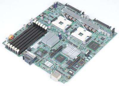 Dell BladeServer System Board / Mainboard PowerEdge 1855  0J9721 / J9721