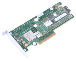 HP Smart Array P400 256 MB SAS PCI-E RAID Controller 504022-001 low profile