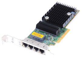 Sun 4 Port Gigabit PCI-E Netzwerkkarte 501-7606