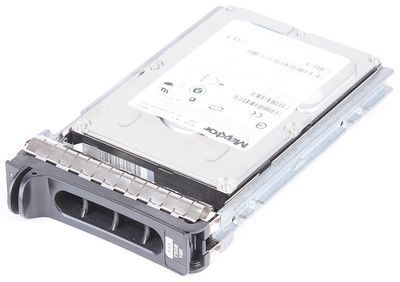 "Dell 73 GB 10K SAS 3.5"" Hot Swap Hard Drive - 0G8763 / G8763"