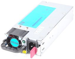 HP 460 Watt Netzteil / Power Supply - DL360 DL360p DL380 DL380p ML350 ML350p G6 G7 Gen8 SE326M1 etc. - 511777-001